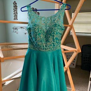 Semi formal teen dress
